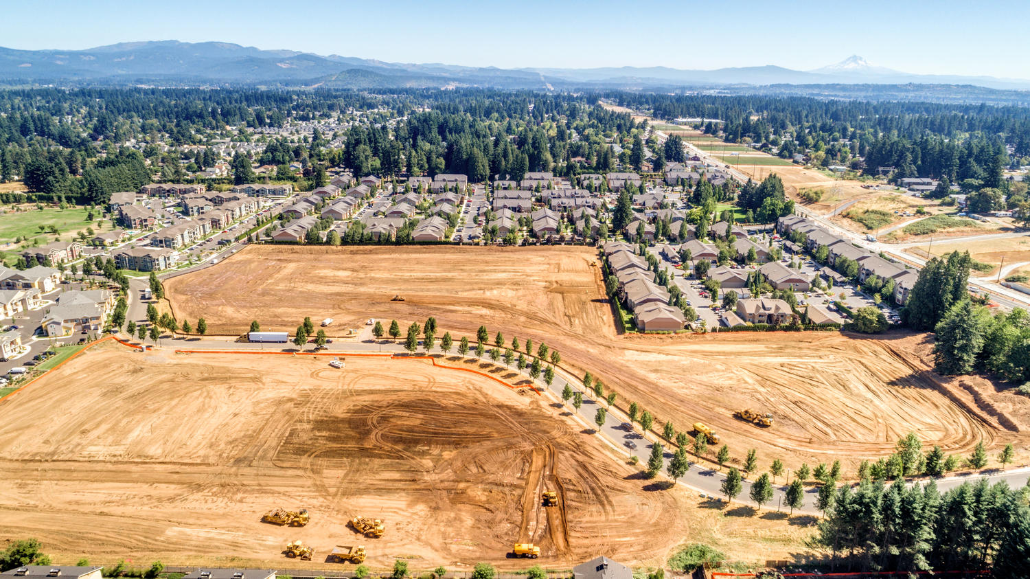 Four seasons subdivision of new homes vancouver wa for Home builder vancouver wa