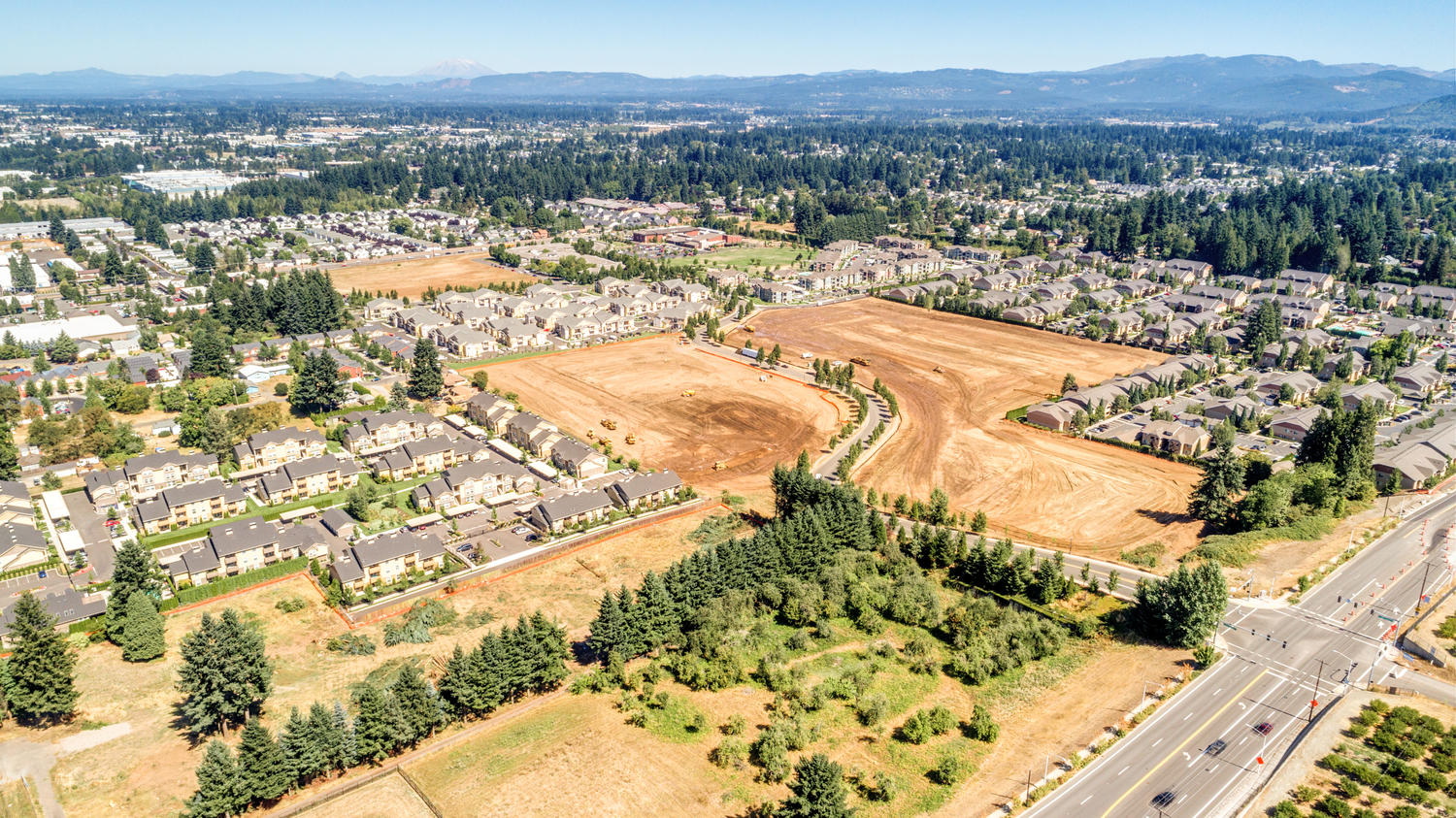 Four seasons subdivision of new homes vancouver wa for Builders in vancouver wa